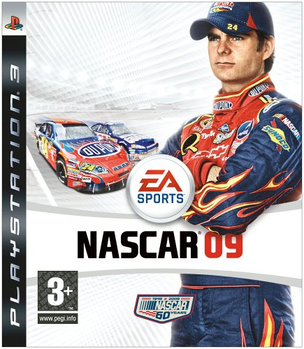 NASCAR 09 (PS3) by Electronic Arts PlayStation 3 artwork