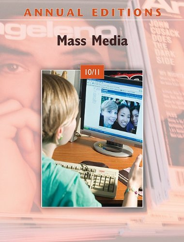 Mass Media 10/11  16th 2011 9780078050619 Front Cover