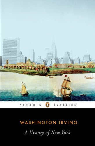 History of New York   2008 edition cover