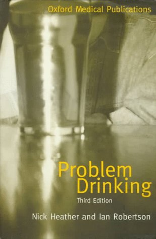 Problem Drinking  3rd 1997 (Revised) edition cover