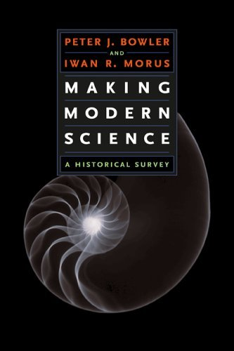 Making Modern Science A Historical Survey  2005 edition cover