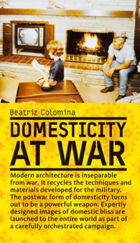 Domesticity at War   2007 edition cover