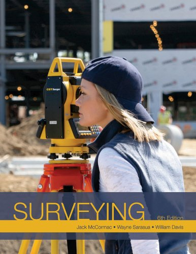 Surveying  6th 2012 edition cover