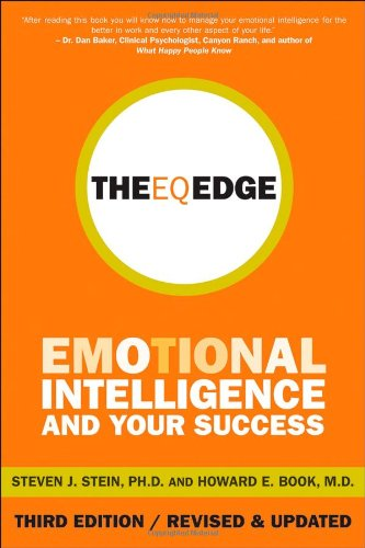 EQ Edge Emotional Intelligence and Your Success 3rd 2011 edition cover