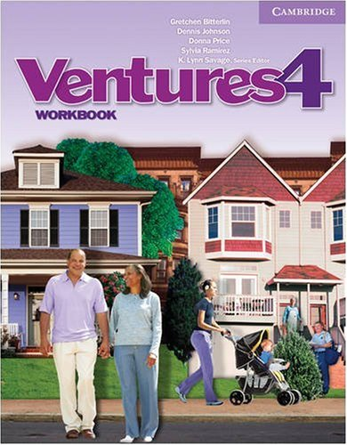 Ventures   2008 edition cover