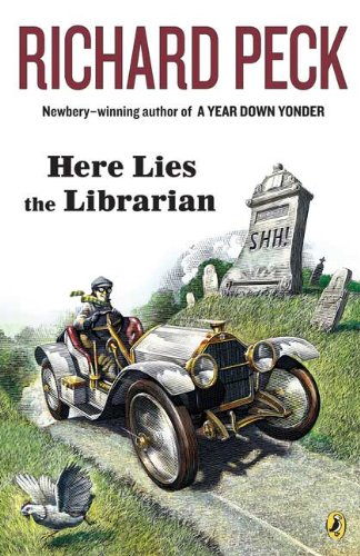Here Lies the Librarian N/A 9780545046619 Front Cover