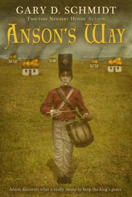Anson's Way   2009 9780547237619 Front Cover