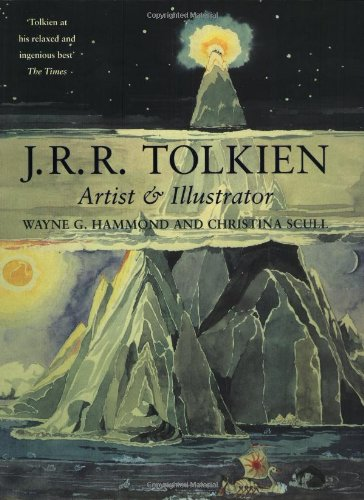 J. R. R. Tolkien Artist and Illustrator  2000 edition cover
