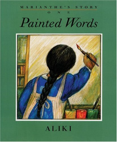 Painted Words  N/A edition cover