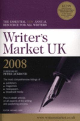 Writer's Market UK N/A edition cover