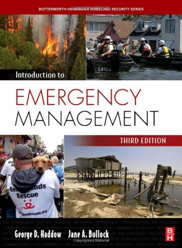 Introduction to Emergency Management  2nd 2006 (Revised) 9780750679619 Front Cover