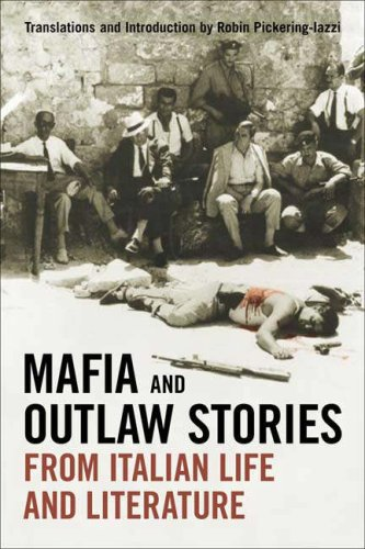 Mafia and Outlaw Stories from Italian Life and Literature   2008 edition cover