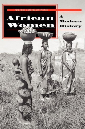 African Women A Modern History  1996 (Revised) edition cover