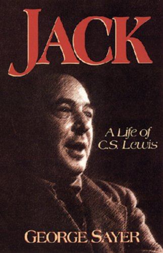 Jack A Life of C. S. Lewis 2nd 1994 9780891077619 Front Cover
