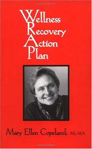 Wellness Recovery Action Plan (WRAP) 1st 2002 edition cover