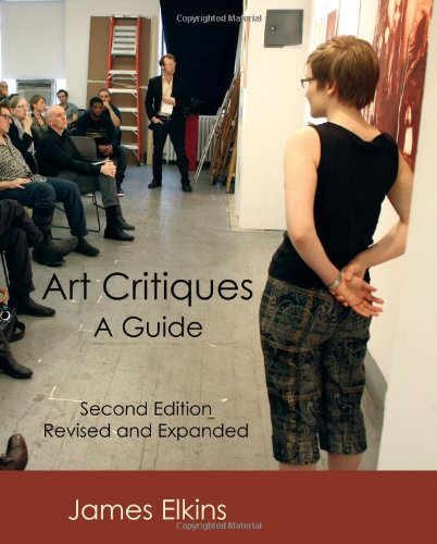Art Critiques A Guide 2nd 2012 edition cover
