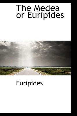 Medea or Euripides  N/A 9781113389619 Front Cover