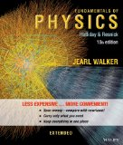 Fundamentals of Physics Extended  10th 2014 edition cover