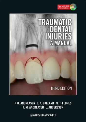 Traumatic Dental Injuries  3rd 2011 edition cover