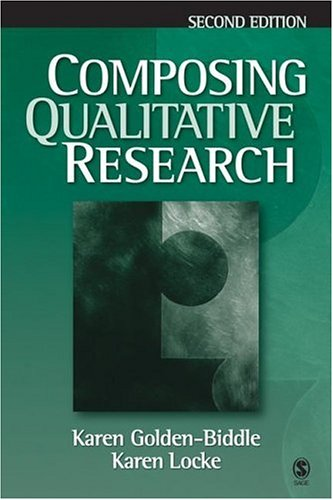 Composing Qualitative Research  2nd 2007 (Revised) edition cover