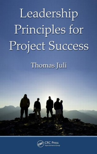 Leadership Principles for Project Success   2010 edition cover