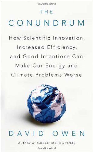 Conundrum   2012 edition cover