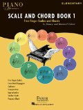 Piano Adventures Scale and Chord Book 1 Five-Finger Scales and Chords N/A edition cover