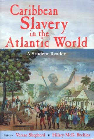 Caribbean Slavery in the Atlantic   1999 edition cover
