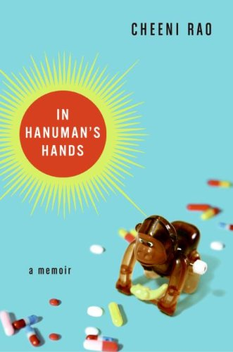 In Hanuman's Hands A Memoir  2008 9780060736620 Front Cover
