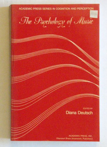 Psychology of Music   1982 edition cover