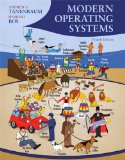 Modern Operating Systems  4th 2015 9780133591620 Front Cover
