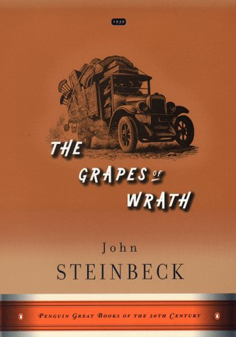Grapes of Wrath  N/A edition cover