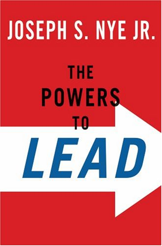 Powers to Lead   2008 edition cover