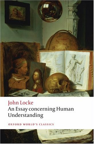 Essay Concerning Human Understanding   2008 edition cover