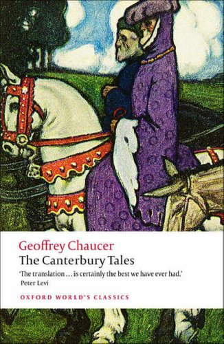 Canterbury Tales  N/A edition cover
