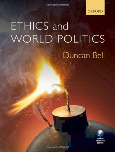 Ethics and World Politics   2010 edition cover