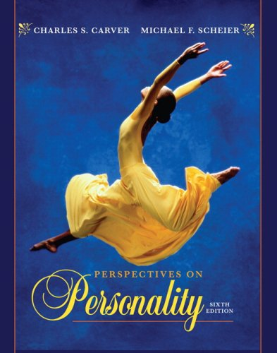 Perspectives on Personality  6th 2008 edition cover