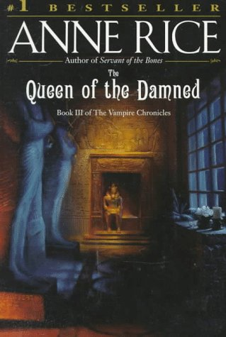 Queen of the Damned   1988 edition cover