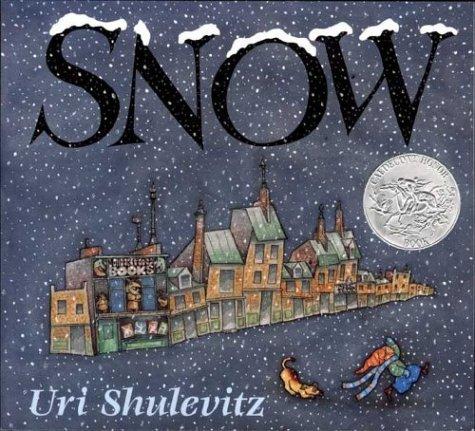 Snow   2013 (Reprint) edition cover