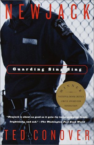 Newjack Guarding Sing Sing Reprint edition cover