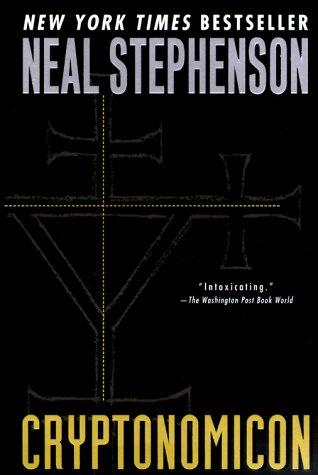 Cryptonomicon  N/A edition cover
