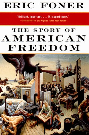 Story of American Freedom   1999 edition cover