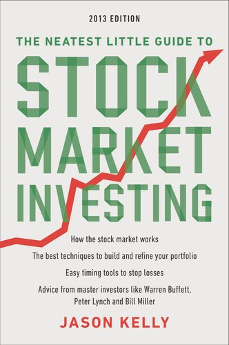 Neatest Little Guide to Stock Market Investing How Stock Market Works - The Best Techniques to Build and Refine Your Portfolio - Easy Timing Tolls to Stop Losses 5th 2013 9780452298620 Front Cover