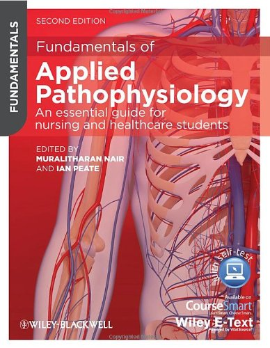 Fundamentals of Applied Pathophysiology An Essential Guide for Nursing and Healthcare Students 2nd 2013 edition cover