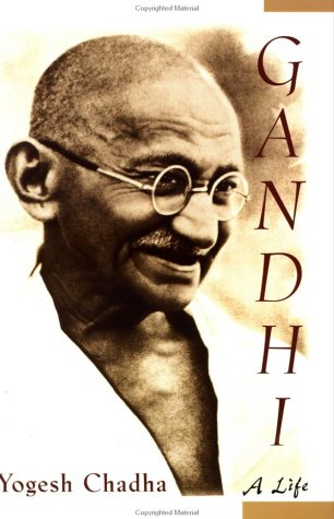 Gandhi A Life  1998 edition cover