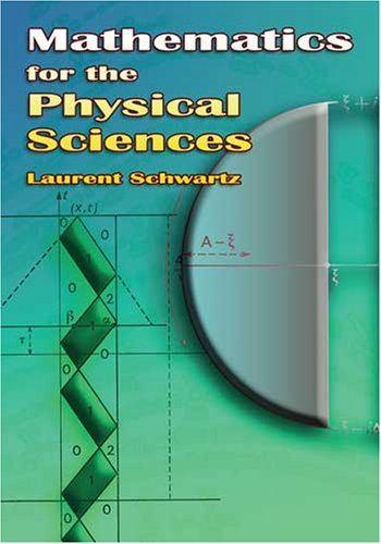 Mathematics for the Physical Sciences   2008 edition cover