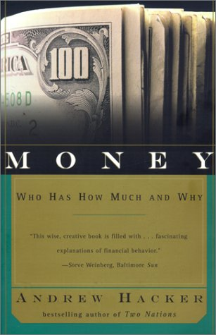 Money Who Has How Much and Why  1998 edition cover