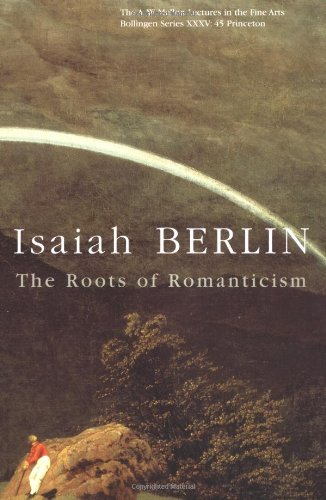 Roots of Romanticism   2001 edition cover
