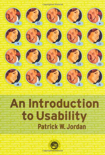 Introduction to Usability   1998 edition cover