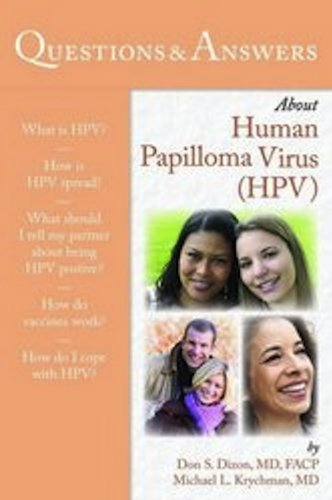 Questions and Answers about Human Papilloma Virus (HPV)   2011 (Revised) 9780763781620 Front Cover